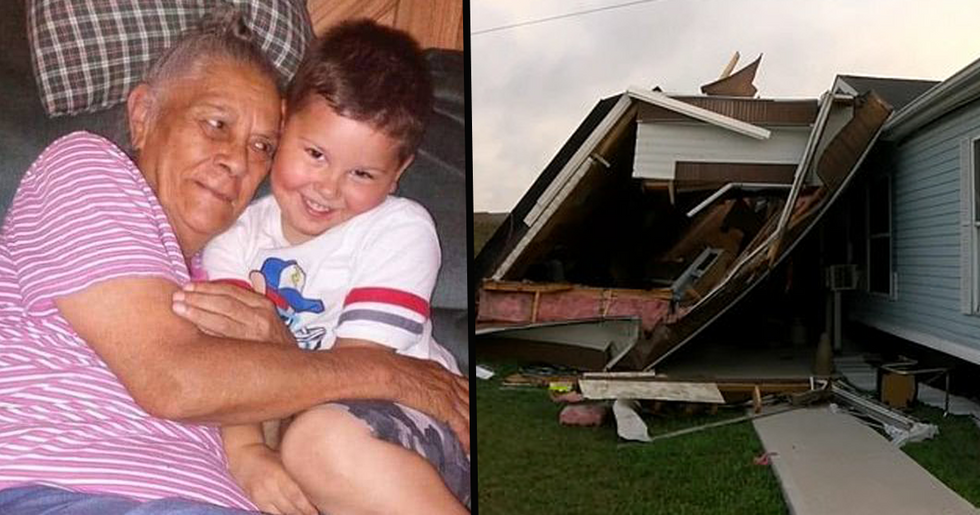 Indiana Woman Dies While Heroically Saving Four-Year-Old Great-Grandson From Powerful Storm