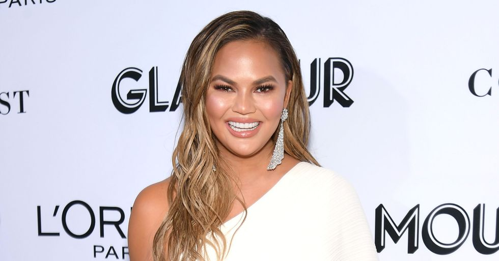 Chrissy Teigen's Grocery Shop Post Is Really Confusing People
