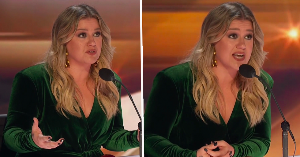 Kelly Clarkson Slammed by Furious Fans for 'Making Fun' of Sofia Vergara's Accent on AGT