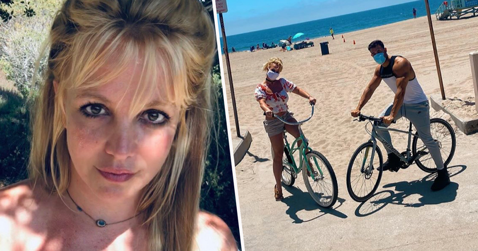 Fans Convinced Britney Spears Has Been Replaced By Lookalike After Worrying Post