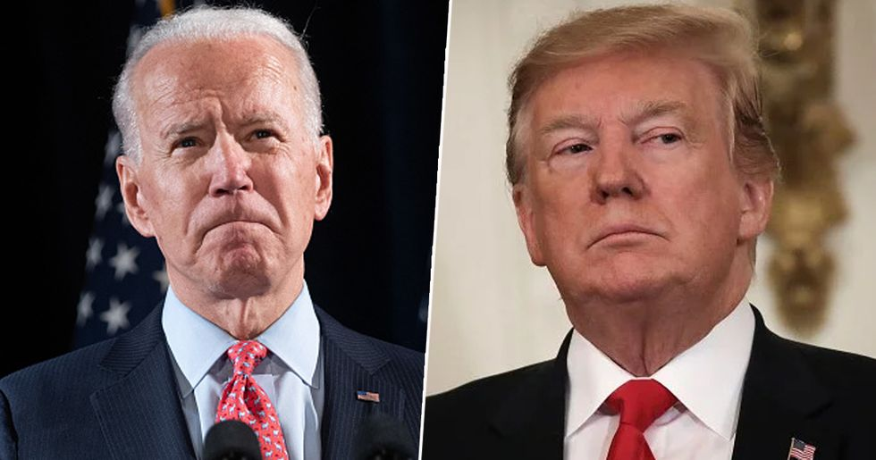 Joe Biden Offers Condolences to Donald Trump After Brother's Death