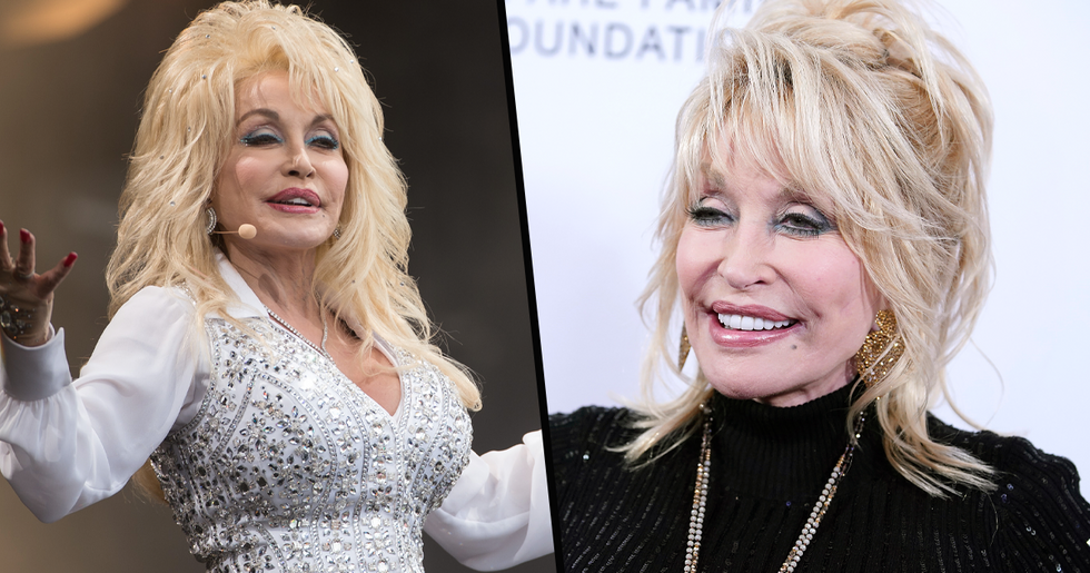 Dolly Parton Supports 'Black Lives Matter' in the Most Dolly Parton Way Possible