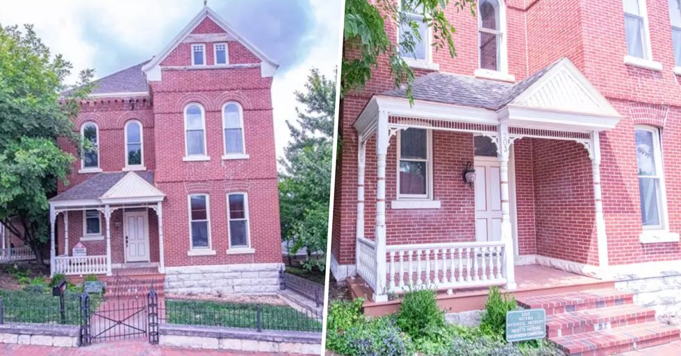 'Unique' House in Missouri Goes on Sale For $350,000 But The Basement is Baffling People