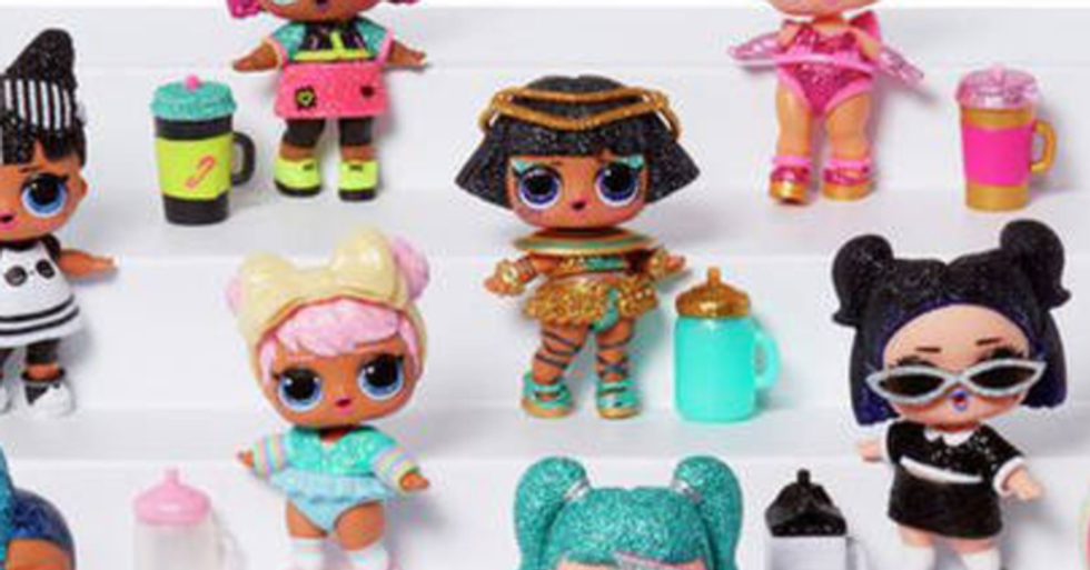 Parents 'Disgusted' After Cold Water Reveals Hidden Lingerie on Some LOL Surprise Dolls