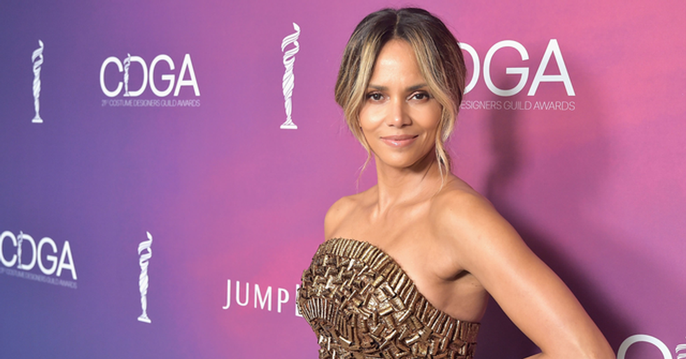 Halle Berry Leaves Fans Refusing to Believe Her Real Age as She Posts 'Hottest Snap Ever' on Her Birthday