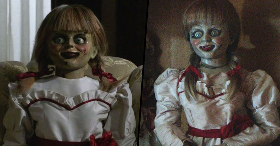 People Are Freaking Out Over Rumor 'Annabelle' Doll Escaped From Occult Museum