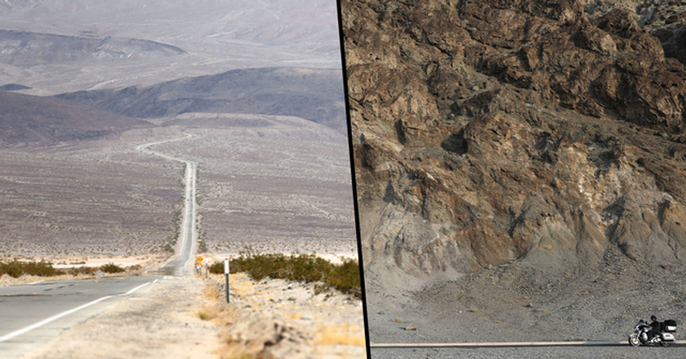 Death Valley Has Hit 130 Degrees Which Could Potentially Be Earth's Hottest Ever Temperature