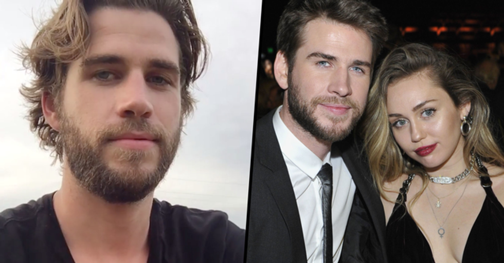 Liam Hemsworth Is 'Living a Completely Different Life' One Year After Miley Cyrus Split
