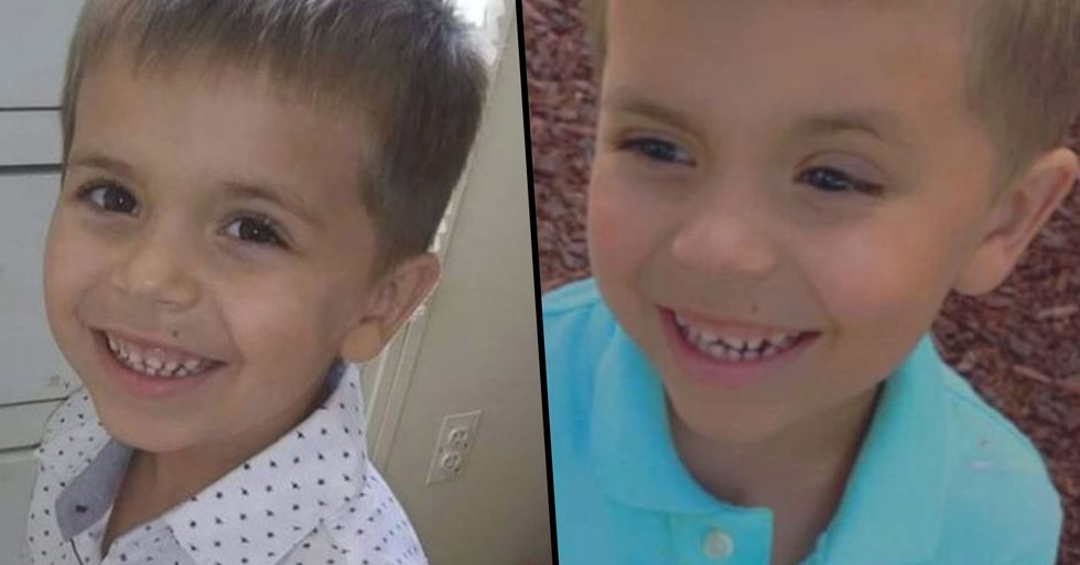 Mom of 5-Year-Old Boy Cannon Hinnant Says She Wants Death Penalty for Son's Killer