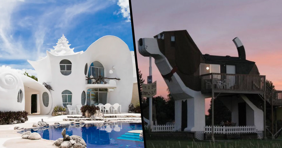 Here Are the Most Mind-Blowing Homes to Have Ever Been Built