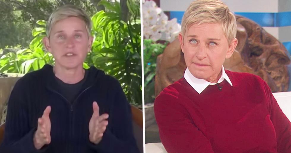 Ellen DeGeneres Blasted for 'Disgraceful' Apology Video To Staff