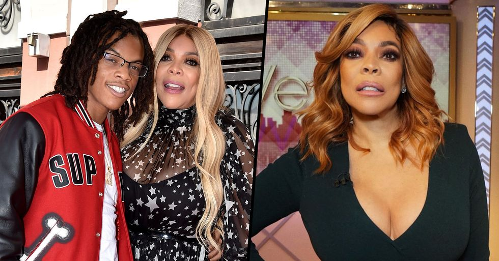 People Are Completely Creeped Out by Wendy Williams' Birthday Tribute To Son Kevin Hunter Jr.