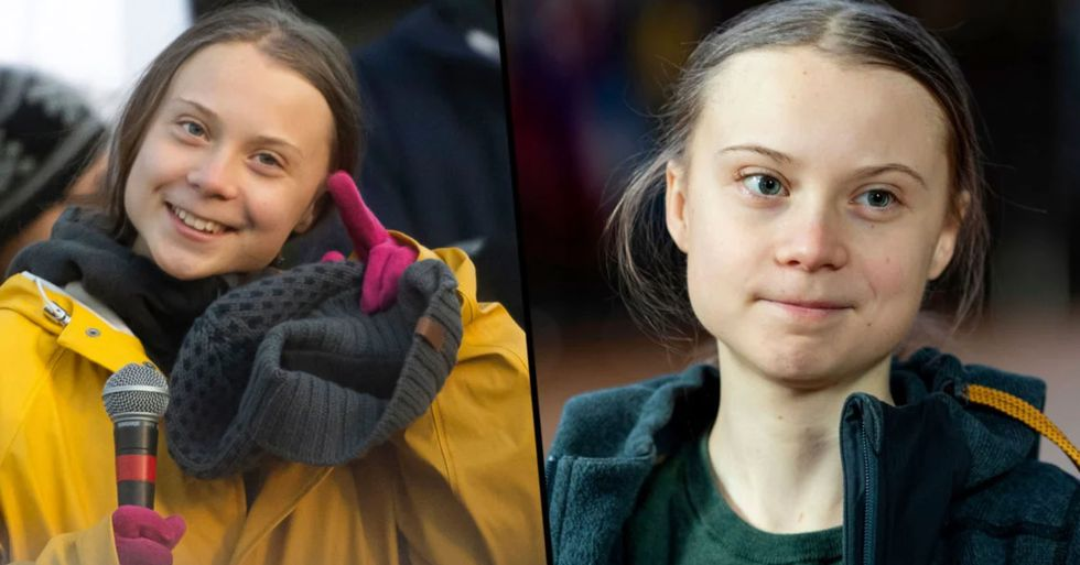 Greta Thunberg Says We've Wasted Another Two Years on Climate Change Inaction