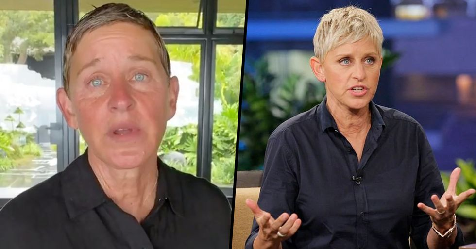 Resurfaced Ellen DeGeneres Tweet About Making Her Employee Cry 'Like a Baby' 'Shows Who She Really Is'