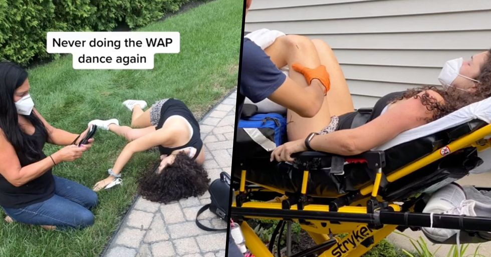 TikTokers Are Injuring Themselves Twerking to Cardi B's WAP