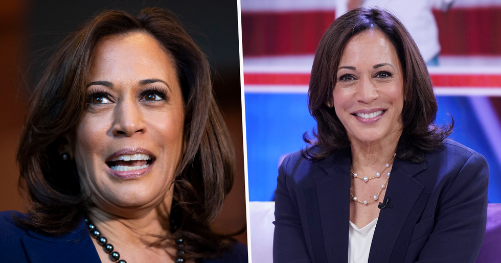 Amazon Forced to Remove 'Offensive' T-Shirts Attacking Kamala Harris