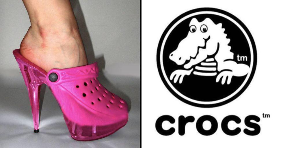 'The Croc Heel' Is the Latest Footwear Trend