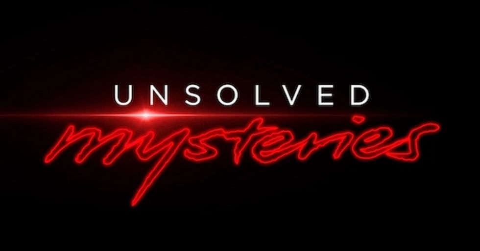 'Unsolved Mysteries' Volume 2 Is Coming to Netflix Later This Year