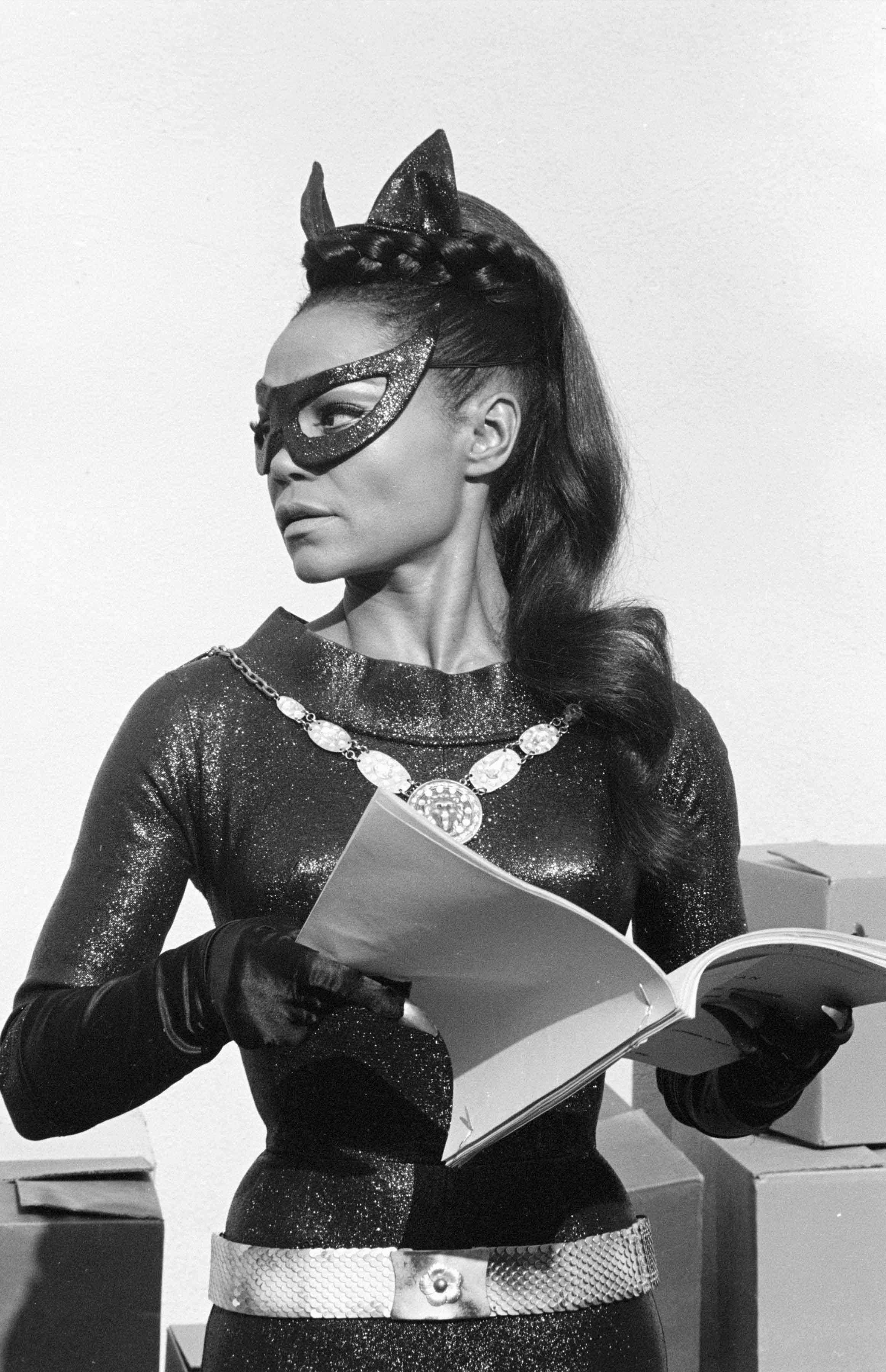 Eartha Kitt as Catwoman