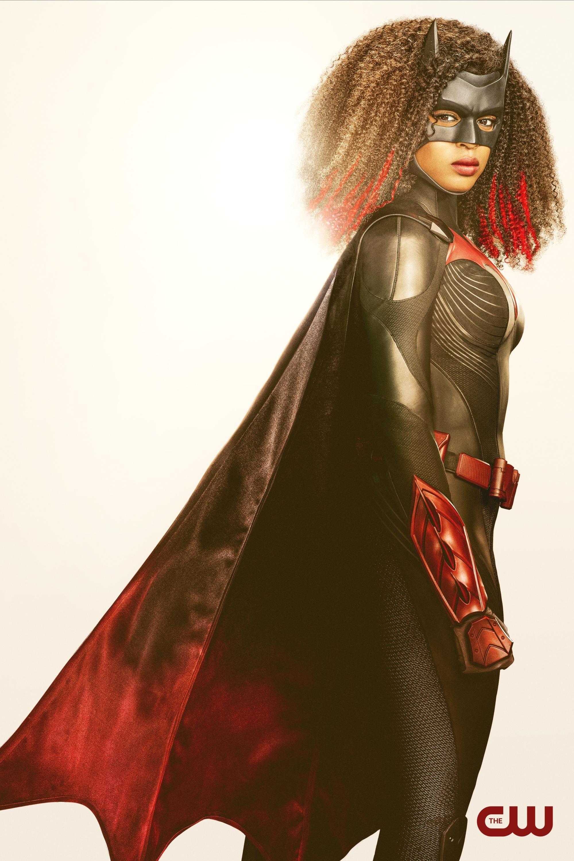 \u200b Javicia Leslie as Batwoman