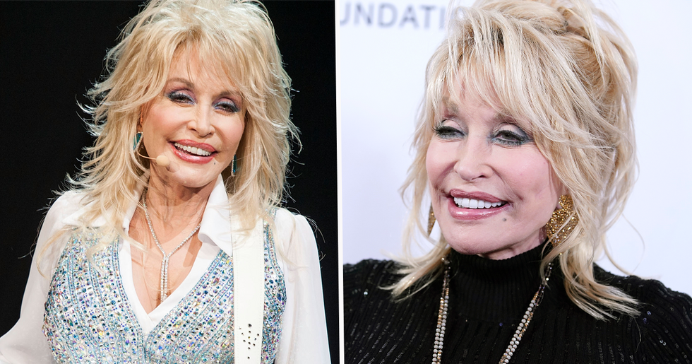 Here's Proof That Dolly Parton Was, Is, and Always Will Be a National Treasure