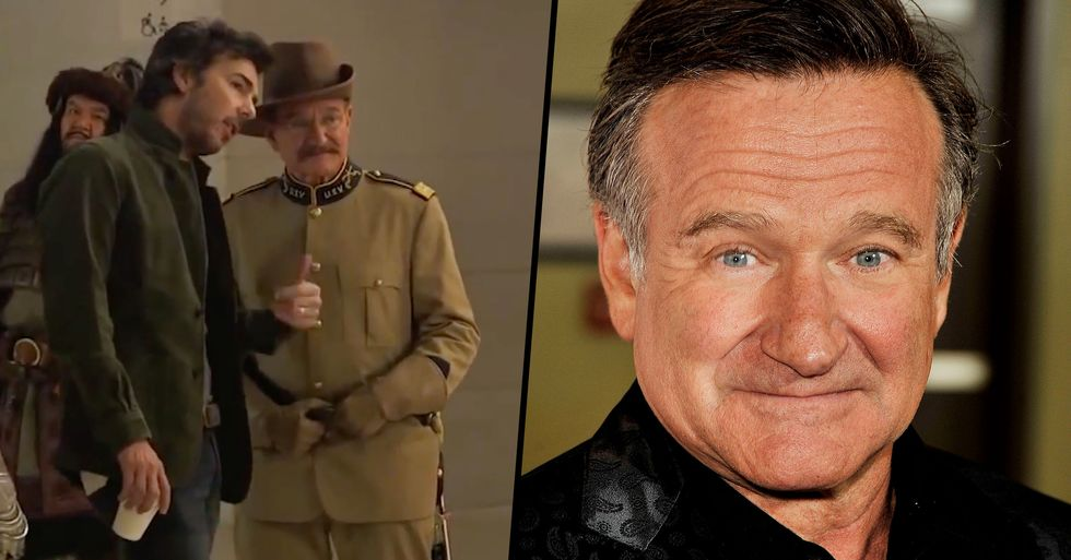 Robin Williams' Struggles on Set of Final Movie Detailed by Director