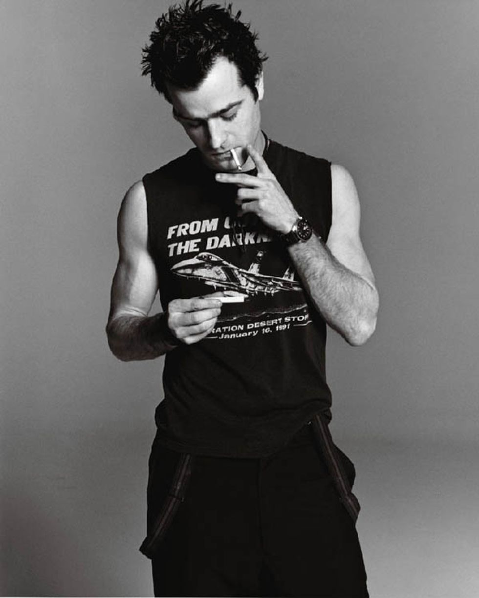From the Beautiful People Archives: Justin Theroux, Justin Bond, Catherine Malandrino and More
