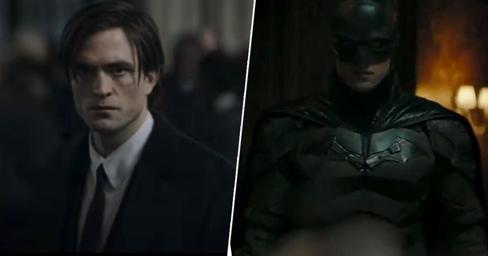 First Trailer for Robert Pattinson's The Batman Is Finally Here