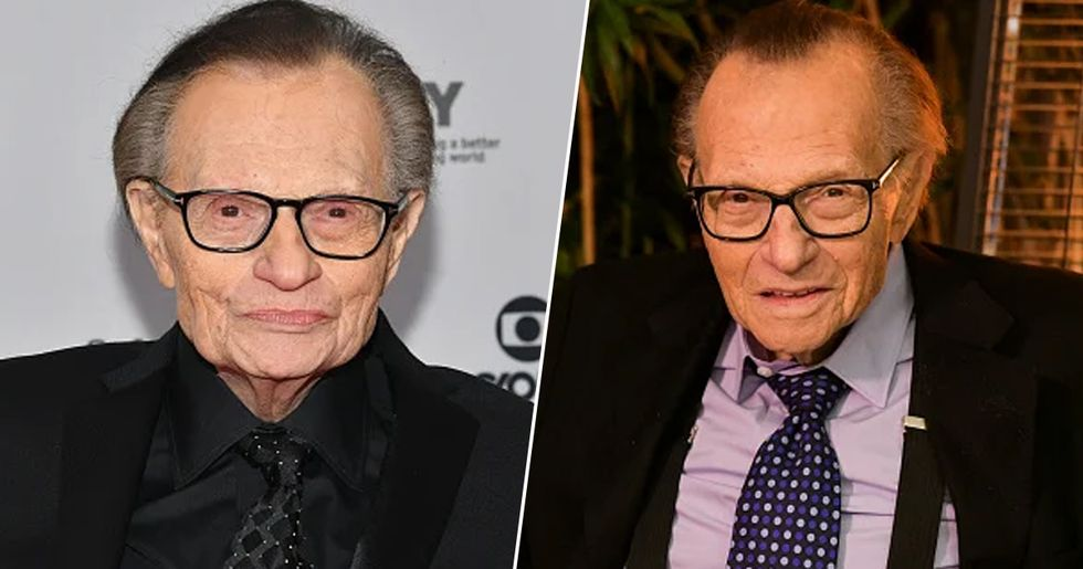 Larry King Confirms Causes of Deaths After Two of His Children Died Within Weeks