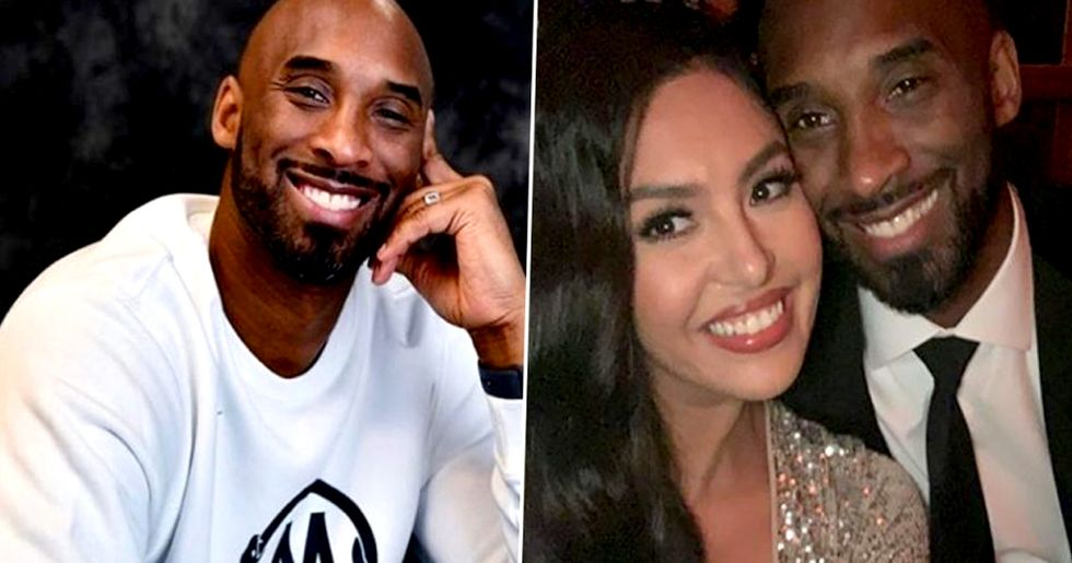 Vanessa Bryant Pays Heartbreaking Tribute to Kobe on First Birthday Since Death