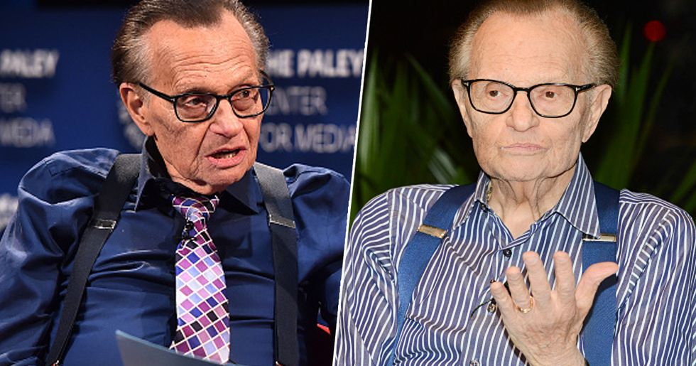 Legendary TV Host Larry King Has Died Aged 87