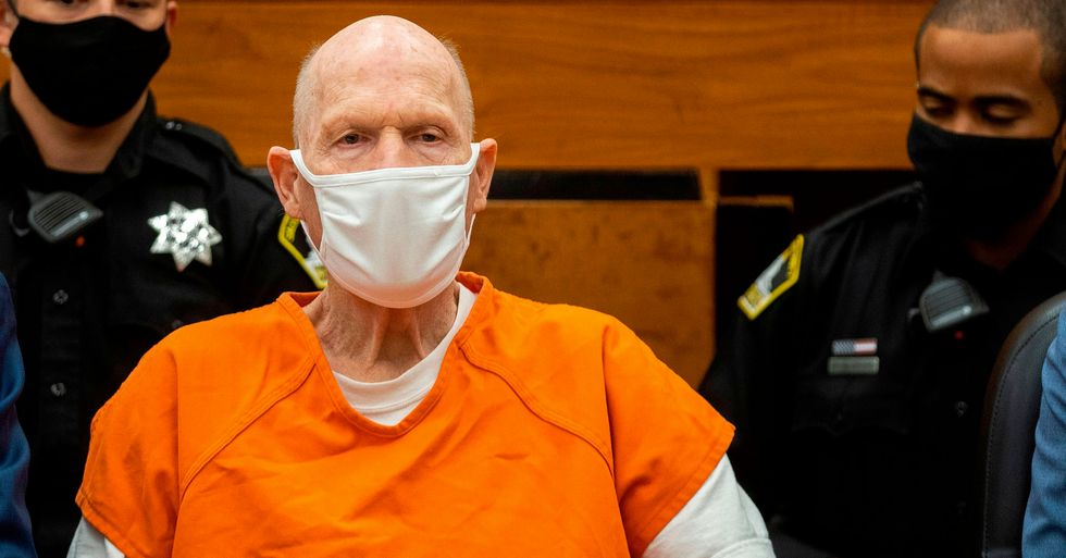 The Golden State Killer Has Been Sentenced To Life in Prison