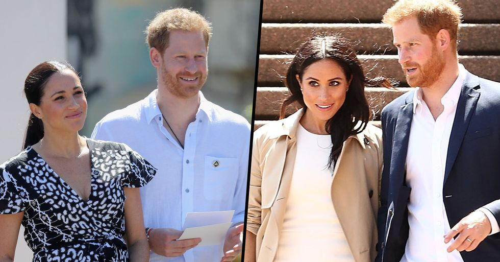 Meghan Markle and Prince Harry Reportedly Planning a TV Show That Takes a 'Political Stance' on Feminism and Inequality