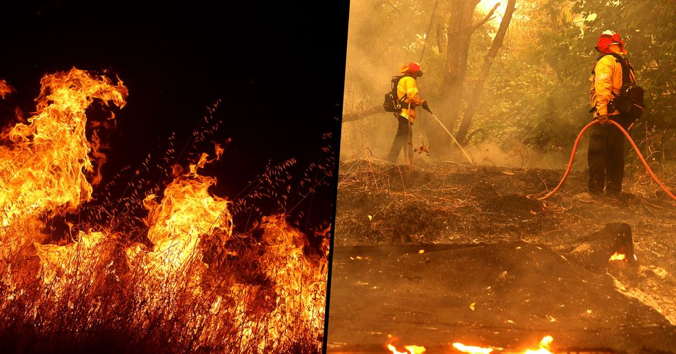 Aussie Firefighters Set To Fly To California To Help Battle Deadly Wildfires