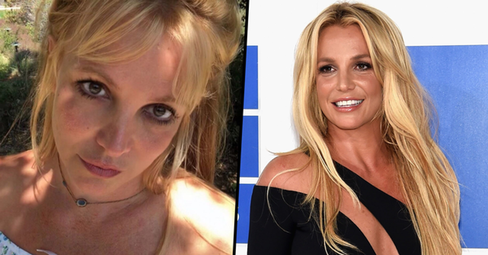 ACLU Offers To Help Britney Spears Fight Conservatorship