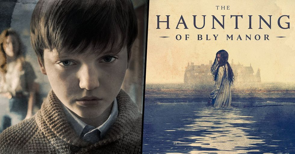 Netflix Reveals First Look at 'Haunting of Bly Manor'