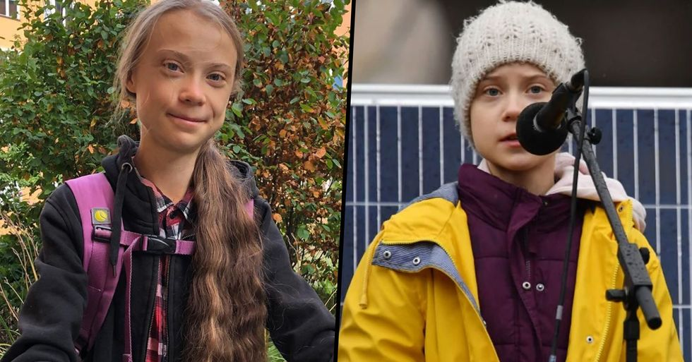 Greta Thunberg Returning to School After A Year Off to Campaign Climate Change