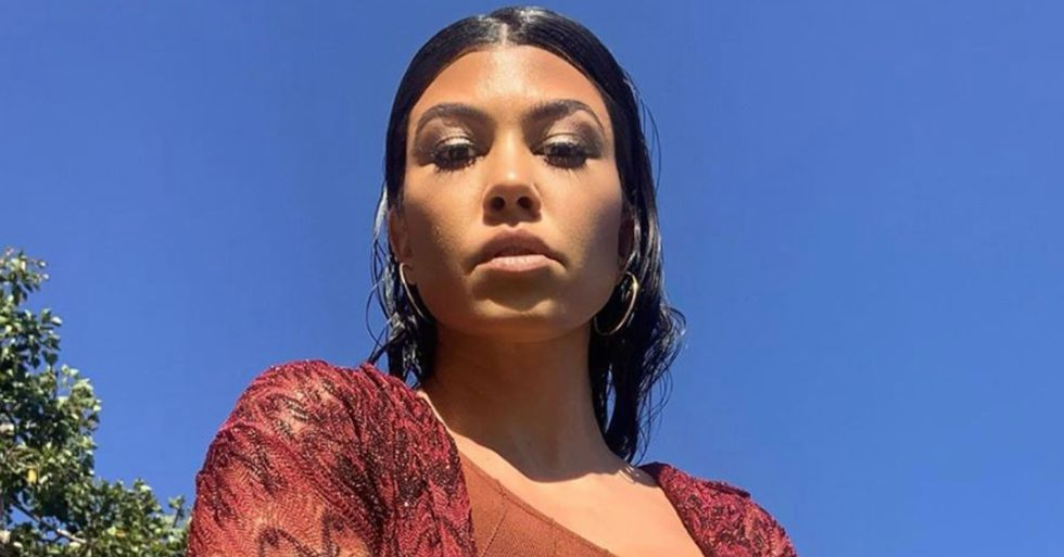 Fans Say They Feel 'Extremely Uncomfortable' About Kourtney Kardashian's Picture With Addison Rae