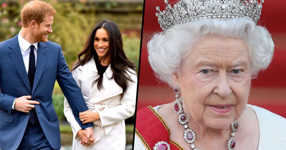 Meghan Markle Fans Call for Queen To Be Stripped of Her Title After 2003 Discovery