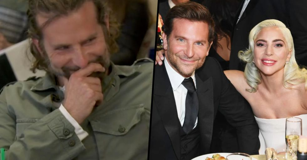 Fans Think Unseen Lady Gaga and Bradley Cooper Footage 'Proves' Affair Rumors Were True