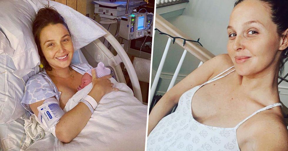 'Grey's Anatomy' Star Camilla Luddington Gives Birth To Baby Boy