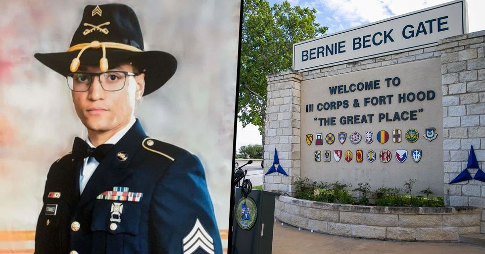 Missing Fort Hood Soldier's Body Found Becoming 12th Death This Year