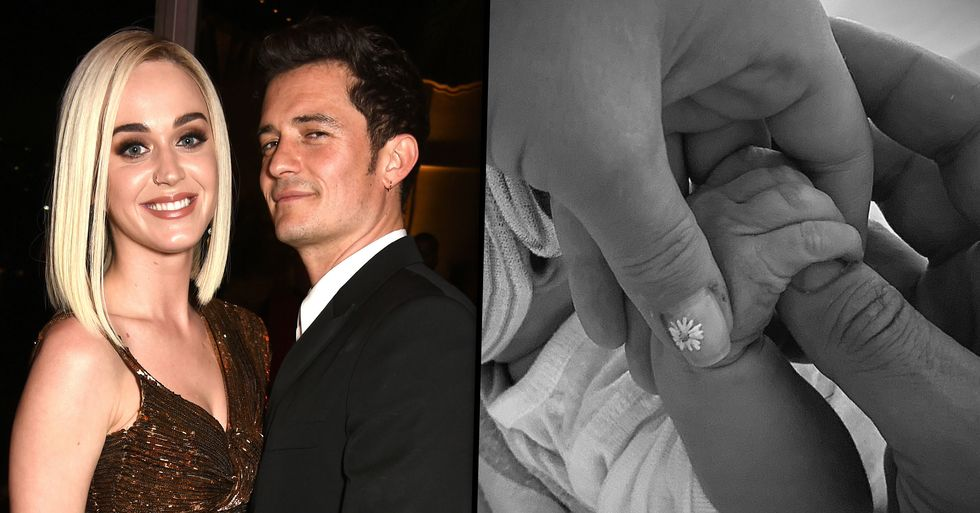 Fans Think They've Discovered the Sweet Meaning Behind Katy Perry and Orlando Bloom's Adorable Baby Name
