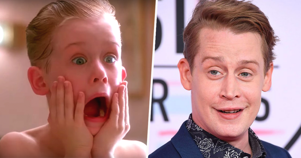 Macaulay Culkin Is 40 Years Old and He Let Everyone Know With The Perfect Tweet