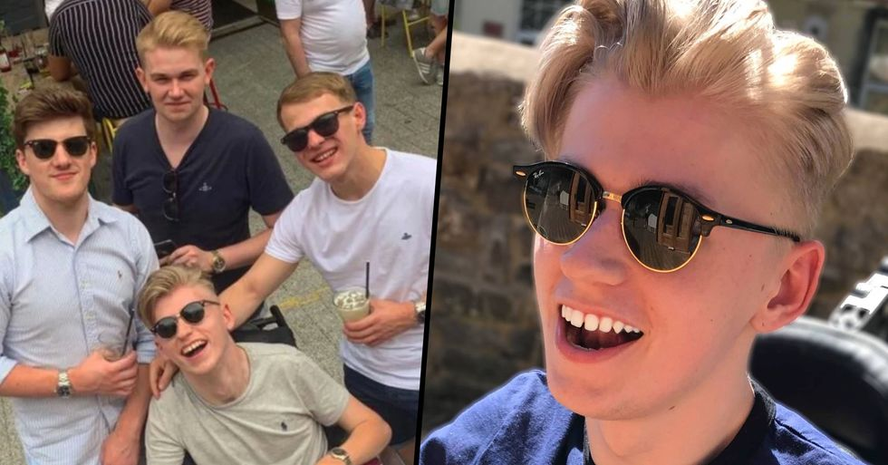 Man Exposes Woman on Tinder Who Mocked Him for Being in a Wheelchair