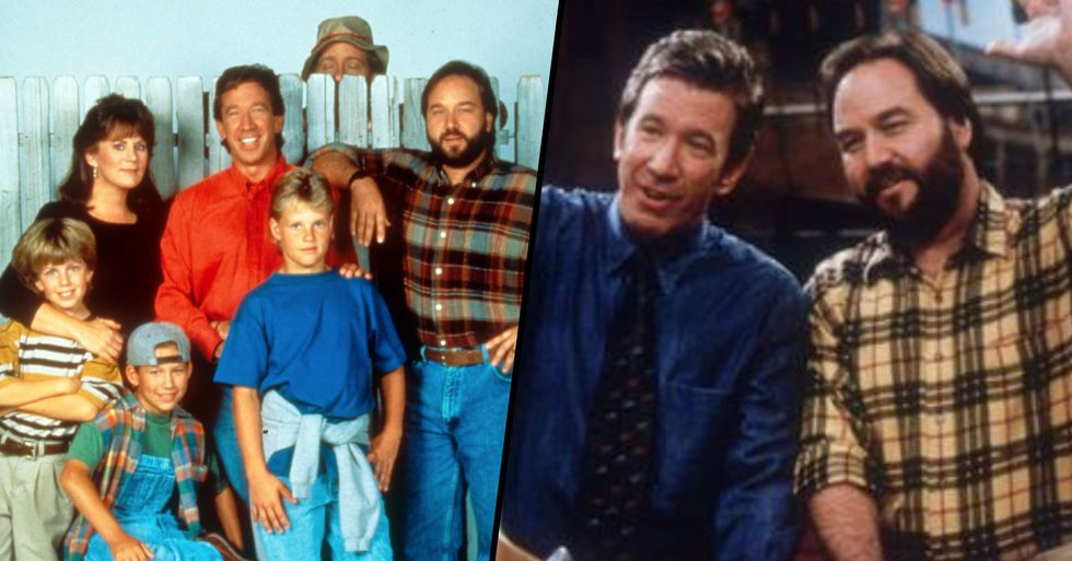 Tim Allen and Richard Karn To Reunite for Home Workshop Competition Series 'Assembly Required'