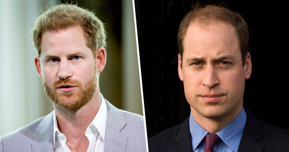 Prince Harry Makes Devastating Confession About Prince William Before Anniversary of Mom's Death