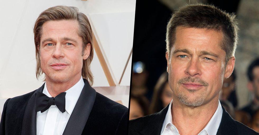Brad Pitt's New Girlfriend Looks Just Like Jennifer Aniston