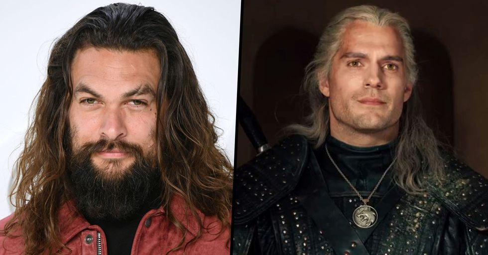 Jason Momoa Is Reportedly Being Considered for 'The Witcher' Prequel