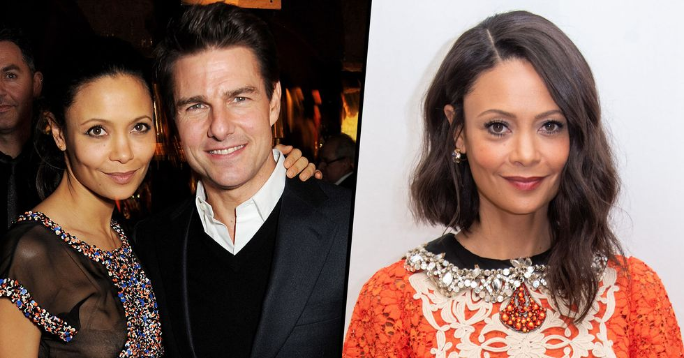 Thandie Newton Thought Her Tom Cruise Comments Would Get Her in 'Trouble'